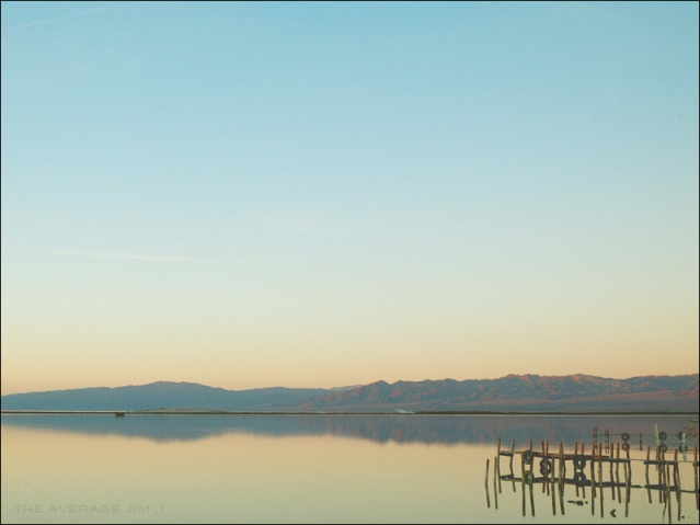 The Salton Sea by The Average Jim